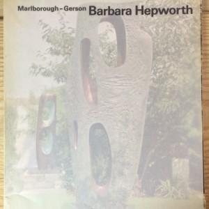 hepworth sculpture 1966