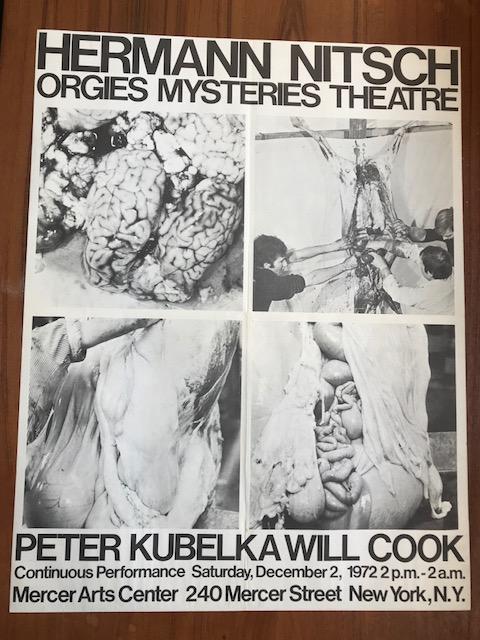 Mystery orgie